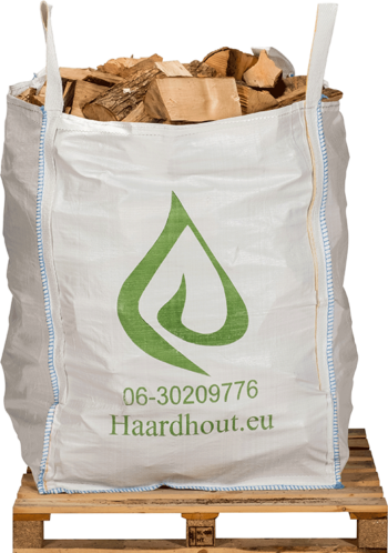Big bag haardhout